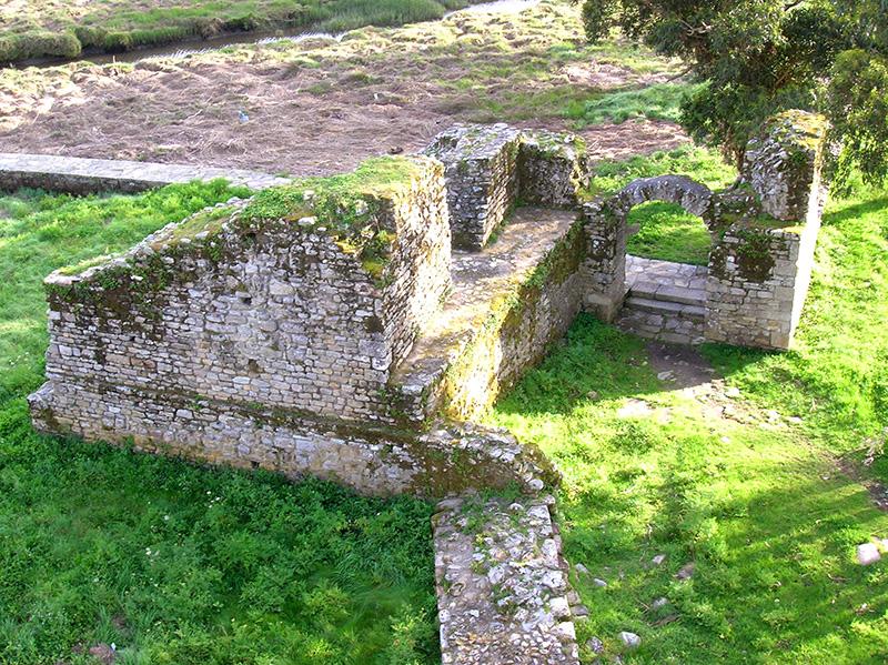 Torres de Oeste. Torre de Lugo