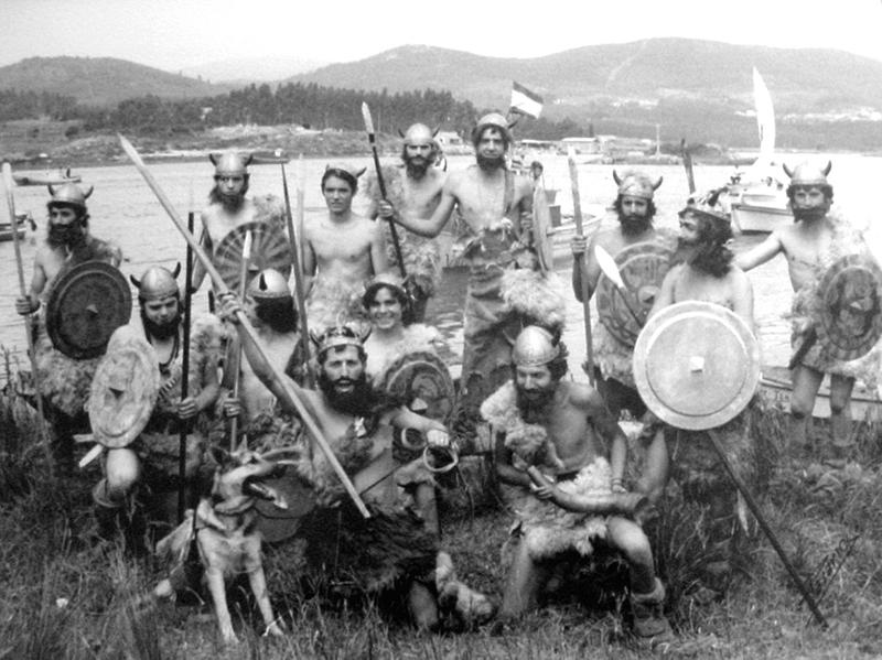 RV-48 Grupo de Vikingos